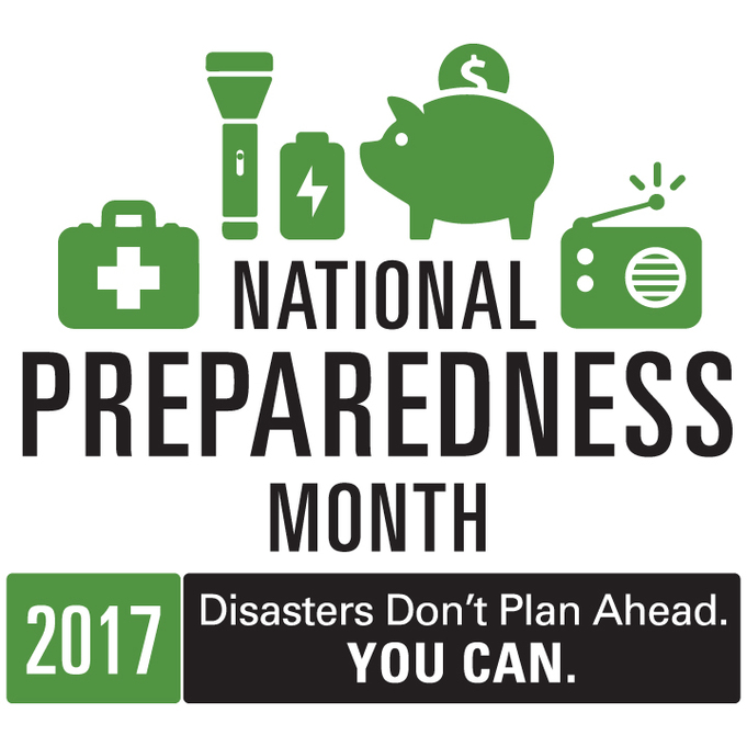 You are currently viewing September is National Preparedness Month