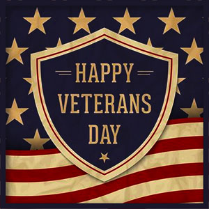 Read more about the article Veterans Day – Honoring All Who Served!