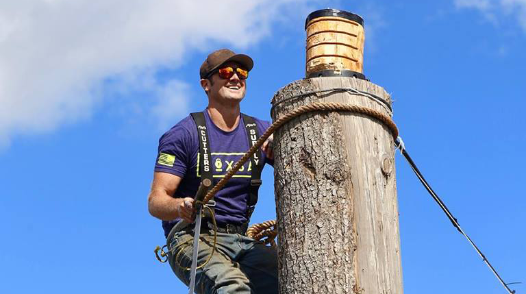 Read more about the article Check out the Buckley Log Show this weekend!