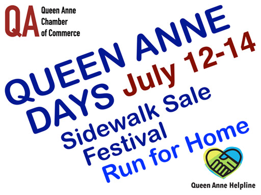 Read more about the article Queen Anne Days 2019