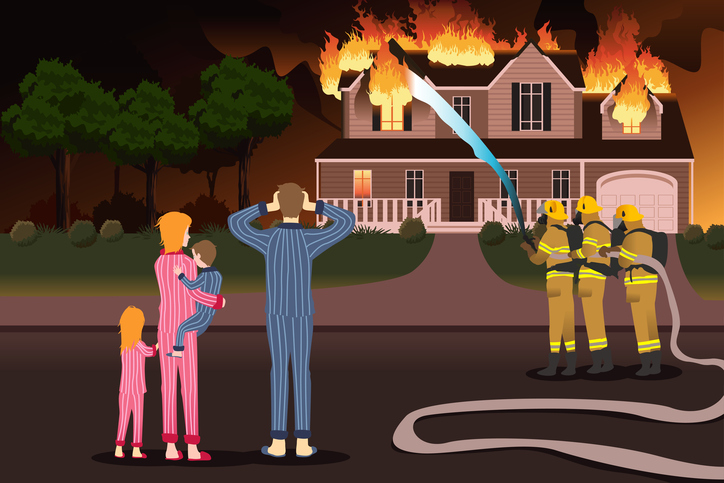 Read more about the article What is your fire escape plan?