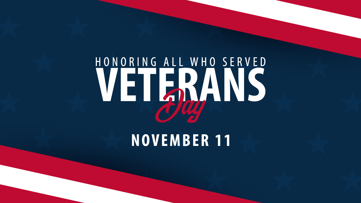 Read more about the article Thank you Veterans!